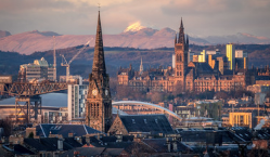Glasgow from Queen's Park Ian Dick